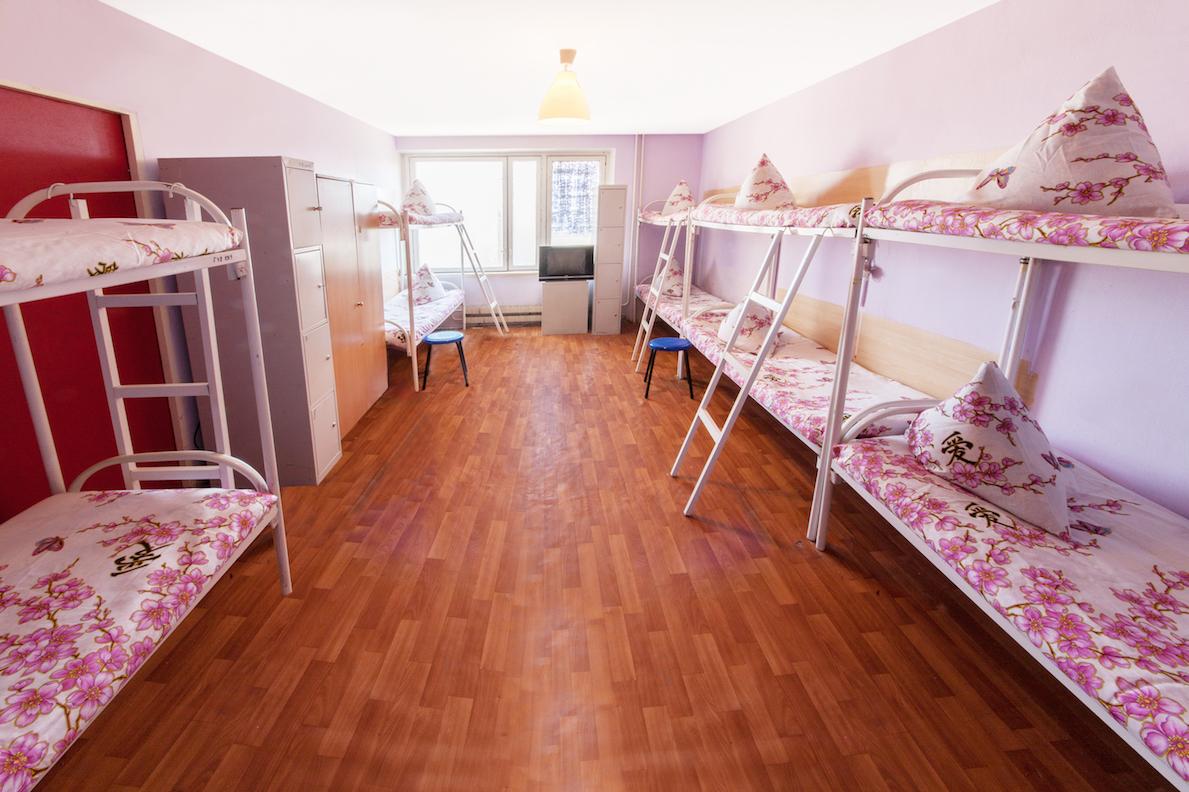 Общежития в москве в картинках